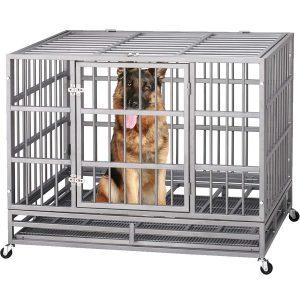 Jy Qaqa Pet Heavy Duty Dog Cage