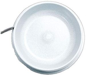 K&h Pet Products Thermal Bowl Pet Water Bowl