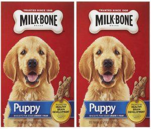 Milk Bone Puppy Biscuits Bundle