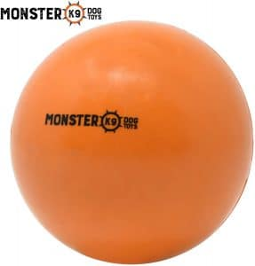 Monkey K9 Dog Toys Indestructible Dog Ball