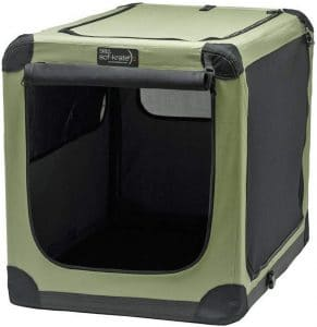 Noz2noz 21 Inch Soft Krater Indoor And Outdoor Crate