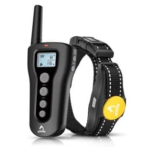 Patpet Dog Shock Collar With Remote