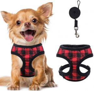 Pawchie Self Heating Small Dog Harness