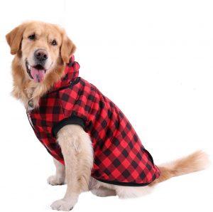 Pawz Road Dog Plaid Shirt Coat