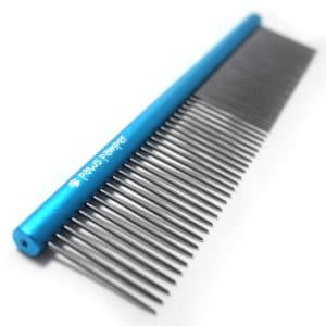 Paws Pamper Professional Anti Corrosion Grooming Comb