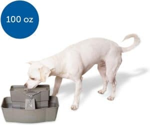 Petsafe Drinkwell Multi Tier Dog And Cat Water Fountain