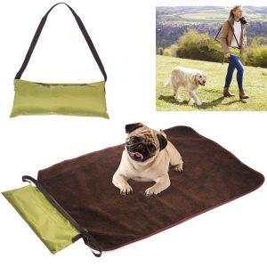 Petneces Travel Dog Bed