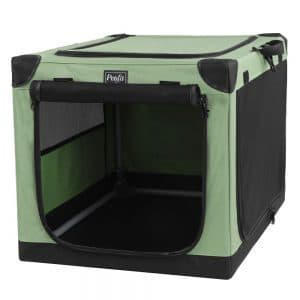 Petsfit Portable Soft Large Collapsible Dog Crate