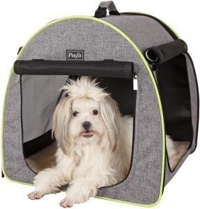 Petsfit Soft Portable 20 Inch Dog Crate