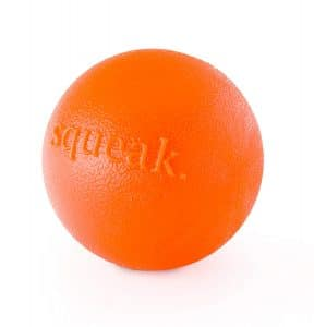 Planet Dog Tough Indestructible Squeak Ball