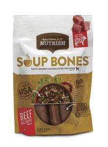 Rachael Ray Nutrish Soup Bones Dog Treats,
