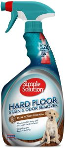 Simple Solution Hard Floor Pet Stain & Odor Remover