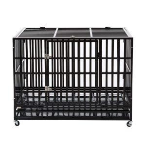 Sliverylake Dog Cage