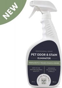 Smiling Paws Pets Best Cat Urine Odor Remover