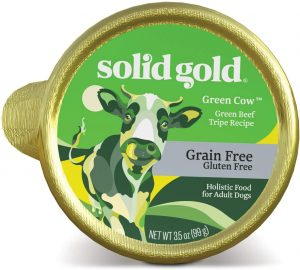 Solid Gold Green Cow Beef Tripe & Broth