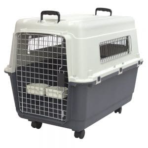 Sportpet Designs Large Plastic Kennel