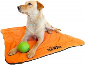 The Road Dog Heavy Duty Bed For Dogs