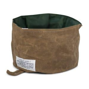 Timber And Tide Collapsible Dog Bowl
