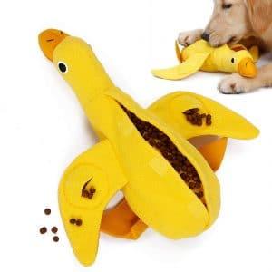 Uoliwo Dog Treat Dispensing Toy