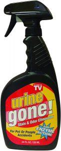 Urine Gone Stain & Odor Eliminator