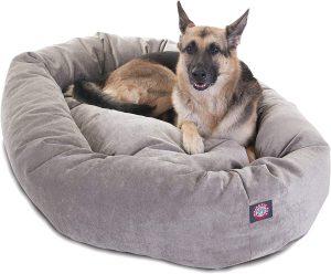 Villa Bagel Dog Bed By Majestic Pet