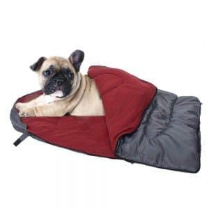 Volwco Removable Dog Sleeping Bag