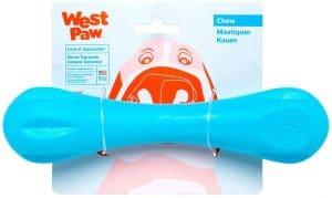 West Paw Zogoflex Hurley Durable Dog Bone Chew
