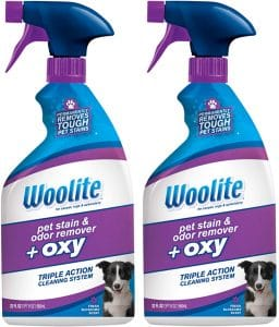 Woolite Pet Stain And Odor Remover Plus Oxy