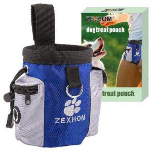 Zexhom Dog Treat Pouch