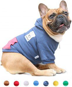 Ichoue Pet Clothes Dog Hoodie