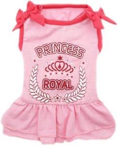 Kyeese Dog Princess Dresses