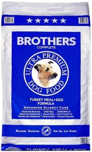 Brothers Complete Turkey Meal And Egg Advanced Allergy Formula