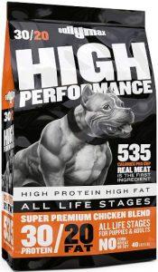 Bully Max High Performance Super Premium Dog Food