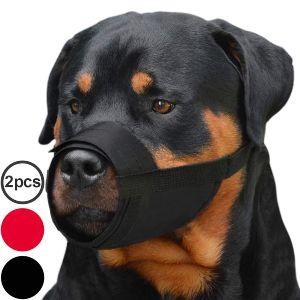 Collardirect Adjustable Dog Muzzle Small Medium Large Dogs