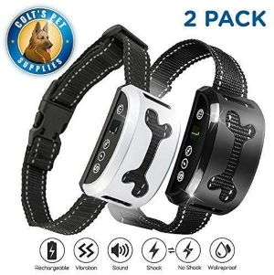 Colt's Pet Supplies Bark Collar Dog Bark Collar Small Dog Premium Bark Collar Large Dog Anti Barking Device