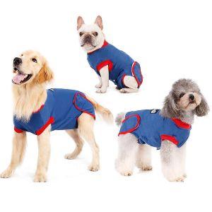 Cone E Collar Alternative, Anti Licking Pet Surgical Suit