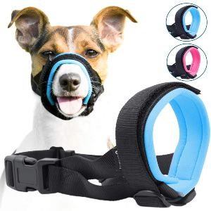 Gentle Muzzle Guard For Dogs