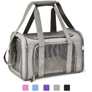 Henkelion Cat Carriers Dog Carrier Pet Carrier For Small Medium Cats Dogs Puppies Of 15 Lbs