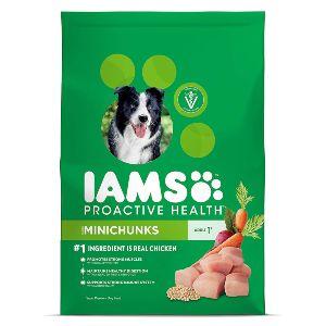 Iams Proactive Health Adult Minichunks Dry Dog Food Chicken (1)