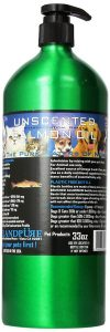 Iceland Pure Unscented Pharmaceutical Grade Salmon Oil For Dogs And Cats