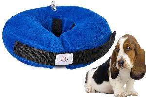 Inflatable Dog Collar, Recovery Cone, After Pet Surgery, Prevent Dogs From Biting