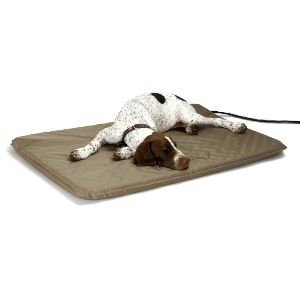 K&h Pet Products Lectro Soft Heated Outdoor Pet Bed