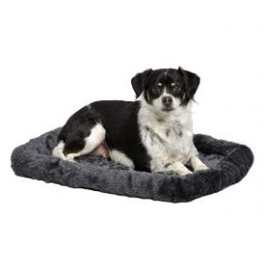 Midwest Bolster Pet Bed Dog Beds Ideal For Metal Dog Crates