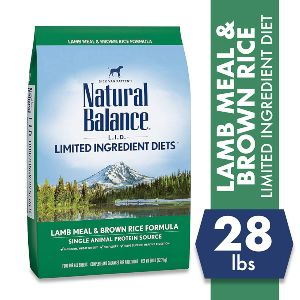 Natural Balance L.i.d. Limited Ingredient Diets Dry Dog Food With Grains (1)