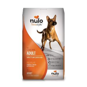 Nulo Adult Grain Free Dog Food All Natural Dry Pet Food For Large And Small Breed Dogs, Lamb