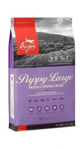 Orijen Puppy Large High Protein, Grain Free, Premium Quality Meat