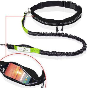 Paw Lifestyles Retractable Hands Free Dog Leash