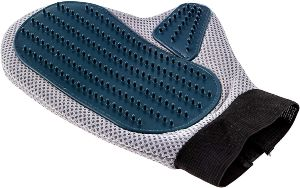 Pet Grooming Glove Brush For Dog And Cat Deshedding