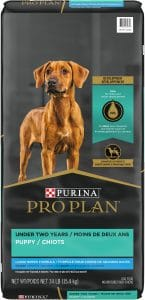Purina Plan Pro Large Breed Puppy Food