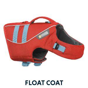 Ruffwear Float Coat Dog Life Jacket For Swimming, Adjustable And Reflective